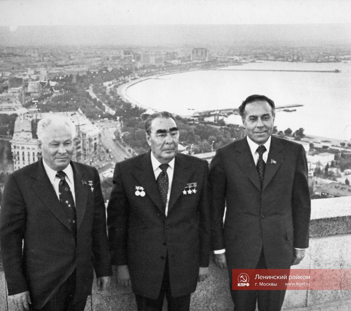 Брежнев леонид ильич дети внуки фото
