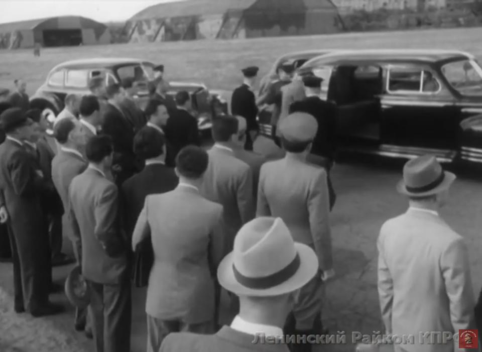 киножурнал новости дня хроника наших дней 1947 42